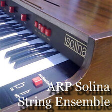 ARP SOLINA STRINGS ENSEMBLE- HUGE ORIGINAL SAMPLES LIBRARY 1.7GB on DVD