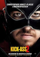 POSTER KICK ASS 2 CHLOE GRACE MORETZ HIT GIRL STARS AND STRIPES MOTHERFUCKER #8