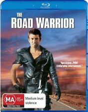 Mad Max2-The Road Warrior (Blu-ray, 2007) Brand New Sealed , Mel Gibson