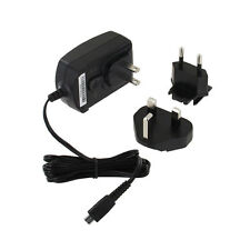 Mains UK EU Global Travel Charger For Smart Phone Blackberry HTC Samsung Sony BB