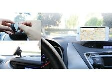 #1 SMART & EASY Car Dash Magnetic Cell Phone Holder for iPhone, Galaxy, LG, HTC
