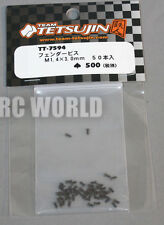 Small FENDER SCREWS For 1/10 RC CAR BODIES