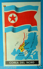 figurines figuren stickers picture cards figurine bandiere del mondo 93 folgore