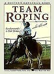 Team Roping (A Western Horseman Book)-ExLibrary