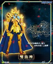 LC Model Saint Seiya Myth Gold Cloth Pisces/Poissons Aphrodite EX Figure SH75