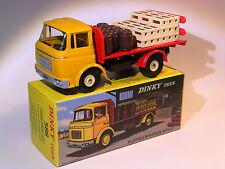 Plateau brasseur Berliet GAK - ref 588 de dinky toys atlas