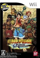 Used Wii From TV Animation One Piece Nintendo JAPAN JP JAPANESE JAPONAIS IMPORT
