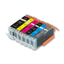 6 PK Compatible Ink Set for Canon 270 271 Pixma Printer MG7720