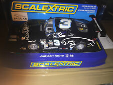 M/B SCALEXTRIC JAGUAR XKRS ROCKET MOTORSPORTS C3013 USA BOXED VERSION