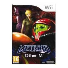 METROID OTHER M jeu pour Console Nintendo WII PAL FR ++ 100% NEUF Blister +