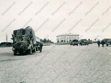 Foto, Wehrmacht, Strassenszene in dt.Dorpat, Tartu, Estland, a (W)1556
