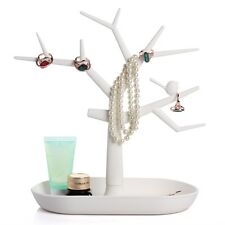 Jewelry Necklace Ring Earring Tree Stand Display Organizer Holder Show Rack LA