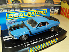 Scalextric C2976 Ford Mustang Boss 302-Nuevo En Caja