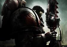 Warhammer A3 Poster