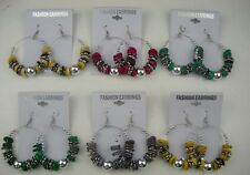 Wholesale jewelry Lot 6 pairs Drop Style Colorful Dangle Fashion Earring  #002