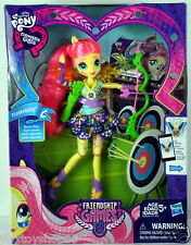 New My Little Pony Equestria Girls Friendship Games Archery Doll FLUTTERSHY