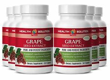 Support Strong Bones Capsules - Grape Seed Extract 90% 150mg - Resveratrol 6B