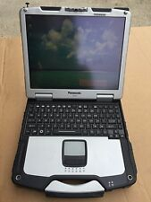 PANASONIC CF-30 TOUGHBOOK 1.66GHZ LAPTOP CF30 RUGGED 2GB TOUGH BOOK BACKLIT WIN7