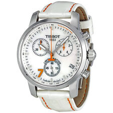 Tissot PRC 200 Danica Patrick Chronograph Diamond Ladies Watch T0144171611600
