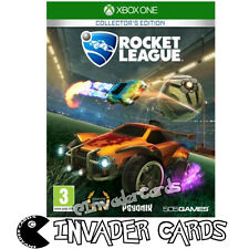 Rocket League Collectors Edition Xbox One XB1 Bluray Video Game PAL New Sealed
