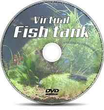 Virtual Fish Tank Aquarium Relax DVD for Plasma TV DVD: 0/All
