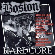 Boston Hardcore by Various Artists (Cassette, Aug-1995, Taang! Records)