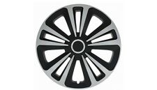 "SET OF 4 14"" WHEEL TRIMS TO FIT  FORD FIESTA, FOCUS, KA + FREE GIFT #G"