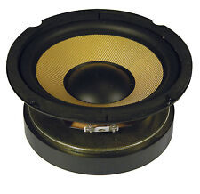 Qtx Sound 6.5 Woofer With Kevlar Cone