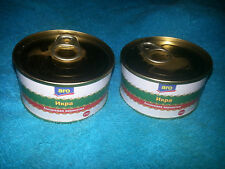 2 cans Red Caviar. Famous Russian delicious delicatessen 280 gr. Salmon ROE