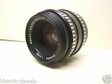M42 MEYER OPTIK Oreston 1Q 1,8 / 50 LENS ZEBRA