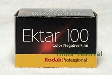 3 rolls KODAK EKTAR 100 35mm 36exp Color Film Professional 135-36 FREESHIP