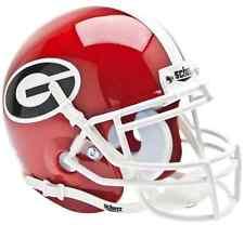 GEORGIA BULLDOGS NCAA Schutt Authentic MINI Football Helmet
