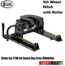 CURT E16 5TH WHEEL TRAILER HITCH WITH ROLLER 16516