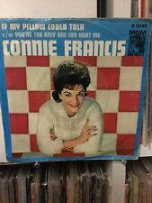 Connie Francis - You're The Only One Can Hurt Me  SLEEVE ONLY