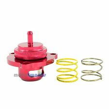 VAUXHALL / OPEL ASTRA CORSA VXR RECIRCULATING DUMP / BLOW OFF VALVE - POWER RED