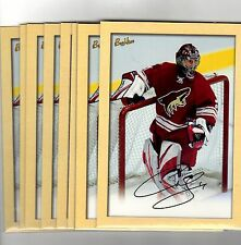 1X CURTIS JOSEPH 2005 06 BEEHIVE #207 OVERSIZE JUMBO 5X7 Lots Available Coyotes