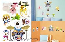 SFK Pororo and Friends Wall Sticker