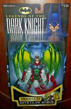 Batman Legends of the Dark Knight Premium Series: DIVE CLAW ROBIN Action Figure!