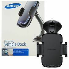 Genuine Samsung Galaxy Note 4 Vehicle Dock Car Cradle Phone Holder  ECS-K200BEG