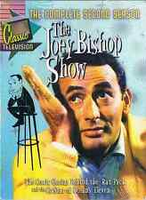 JOEY BISHOP SHOW 34 tv sitcom episodes 13hrs COMPLETE 2nd SEASON box 6 dvd discs
