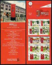 Malaysia 2011 Post Box ~ S/Booklet mint