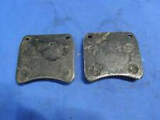 Triumph T140 brake pad kit 1973 on # 99-2769 Bonneville   B228