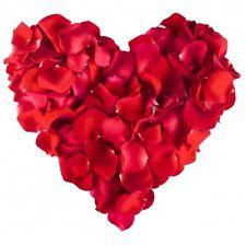 1.000 künstliche Rosenblätter Rot Rosen-Blätter Rosenblüten Blüten Dekoration