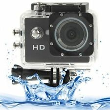 SPORT CAM A7 HD720P 1.5 INCH LCD SCREEN SPORTS CAMCORDER IMPERMEABILE AZZURRA