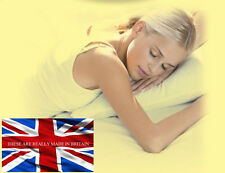 BRITISH MADE, ORGANIC BUCKWHEAT PILLOW, MOULD TO HOW YOU WANT IT  GREAT VALUE