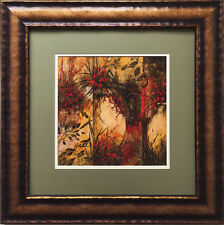 "Guido Borelli ""Anfore Di Terra"" Newly CUSTOM FRAMED Hand Signed Lithograph ITALY"