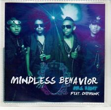 (EN532) Mindless Behavior, Mrs Right Feat Chipmunk  - DJ CD