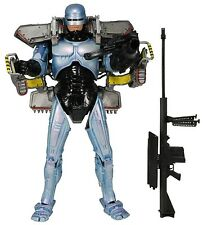 FIGURA Action ROBOCOP 18cm Cannone D'Assalto Jetpack NECA Figure Accessories