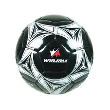 BALLON DE FOOT FOOTBALL COULEUR ORANGE TAILLE OFFICIELLE 5