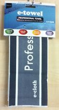 2 x e cloth professional tea towel grey